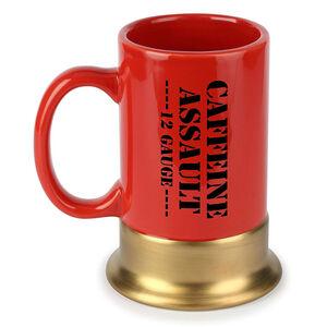 Caliber Gourmet Caffeine Assault 12 Gauge Mug