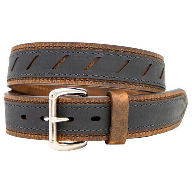 Versa Carry Heavy Duty Brown Leather Belt Size 42 503/42-1