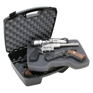 MTM Case-Gard 4 Handgun Hard Gun Case Snap Latches Black 81140