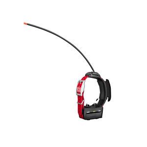 Garmin TT 15 GPS Dog Collar Red LED Beacon Lights Water-Resistant Rechargeable Li-ion 9 Mile Range