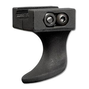 ERGO AR-15 Sure Stop Picatinny Rail Hand Stop Polymer Black 4201-SS-BK