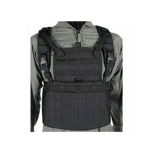 BLACKHAWK! S.T.R.I.K.E. Commando Recon Chest Harness Nylon Black 37CL01BK