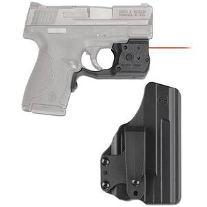 Crimson Trace S&W M&P Shield 45 Laserguard Pro Red Laser 150 Lumen Light with Holster