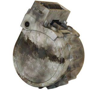 Adaptive Tactical Sidewinder Venom Rotary Magazine 10 Rounds 12 Gauge Polymer A-TACS Camoflague