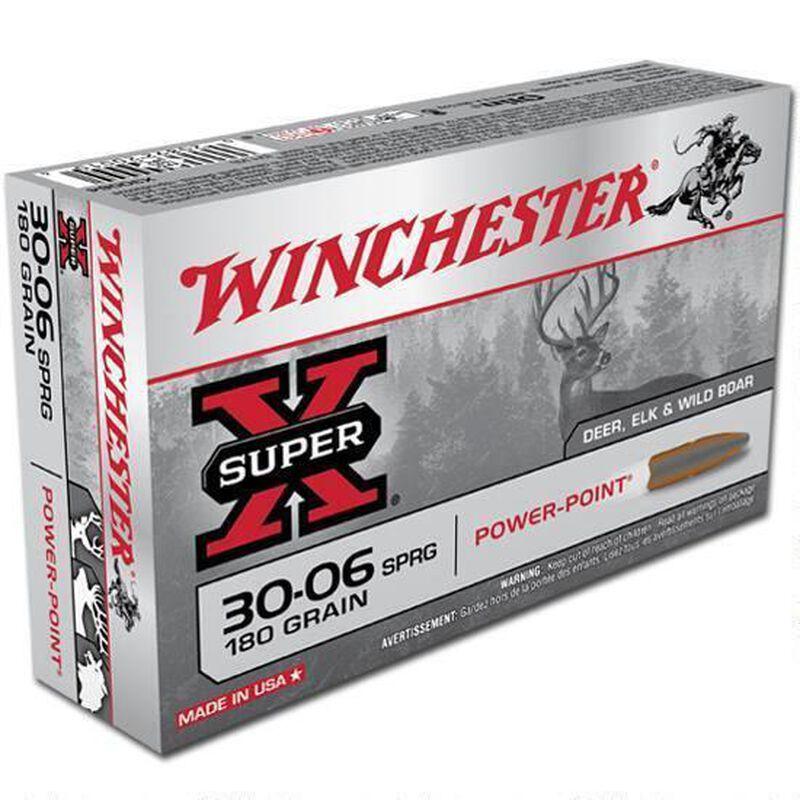 Winchester Super X .30-06 Springfield Ammunition 200 Rounds JSP 180 Grains X30064