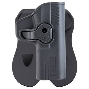 Caldwell Tac Ops 1911 Paddle Retention Holster Polymer Right Hand Black 110066