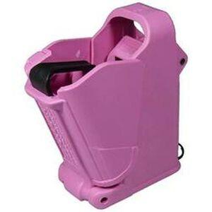 Maglula UpLULA Universal Pistol Magazine Loader 9mm/.357SIG/.40S&W/10mm/.45ACP Polymer Pink