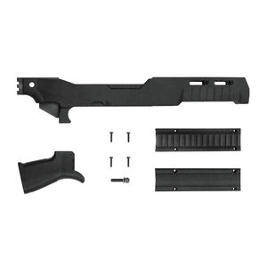 SB Tactical SB22 Fixed Kit for Ruger Charger and Ruger 10/22 Clones Polymer Matte Black