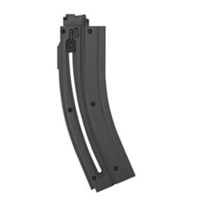 Walther Arms Hammerli Tac R1 30 Round Magazine .22 Long Rifle Polymer Matte Black Finish