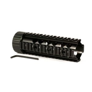 "JE Machine 7"" Mid-Length Free Float-AR-15 M4 Carbine"