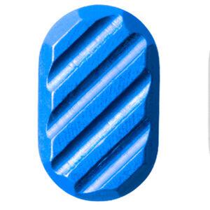 Phase 5 AR-15 Magazine Release Button 6061-T6 Billet Aluminum Anodized Finish Blue