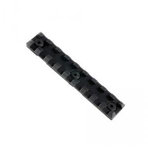 "Samson Manufacturing Evolution KeyMod Rail 4"" Picatinny Rail 6061-T6 Aluminum Anodized Black KM-4-KIT"