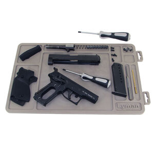 Lyman Essentials Gun Maintenance Flat Mat Synthetic Rubber 04050