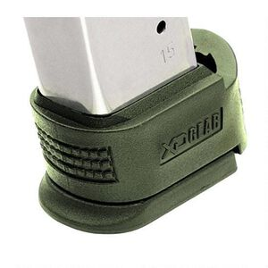 Springfield Armory XD Magazine Sleeve 9mm Luger/.40 S&W Polymer OD Green XD5004
