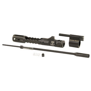 "Adams Arms AR-15 Gas Piston Conversion Kit P-Series Mid-Length .750"" Adjustable Micro Gas Block/Low Mass Carrier Black Finish"