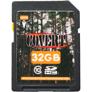 Covert Scouting Cameras 32GB SD Card CC5274