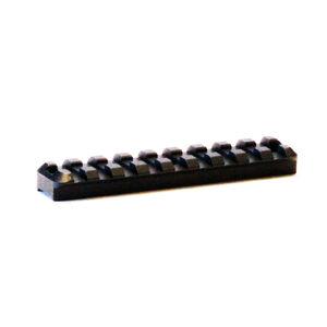 "LongShot 3.85"" Picatinny Rail for Chiappa Little Badger Anodized Black"