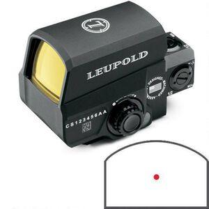 Leupold Carbine Optic LCO Red Dot Reflex Sight Aluminum Matte Black 119691