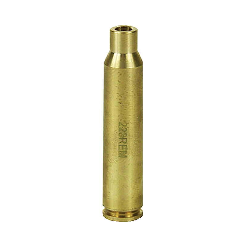 Aim Sports Inc. Red Laser Bore Sight Sighting Tool .223 Remington Scopes/Adjustable Sights Brass Cased Natural Finish