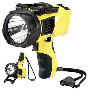 Streamlight Waypoint Pistol Grip Spotlight C4 LED 120V AC 300 Lumens Yellow 44910