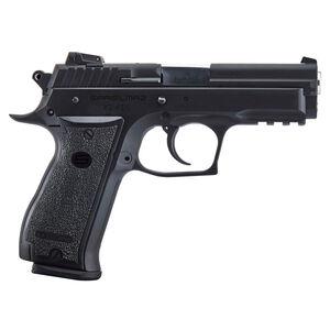 "SAR USA Sarsilmaz K2-45C .45 ACP Semi Auto Pistol 4.2"" Barrel 13 Rounds 3 Dot Adjustable Sights Aluminum Frame Black"