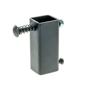 Caldwell T-Post AR500 Steel Plate Hanger 1102669