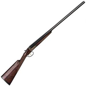 """Savage Arms Fox A Grade Side By Side Shotgun 12 Gauge 26"""" Barrels 2 Round Capacity Front Brass Bead Sight Oil Finished 3x Grade American Black Walnut Stock"""
