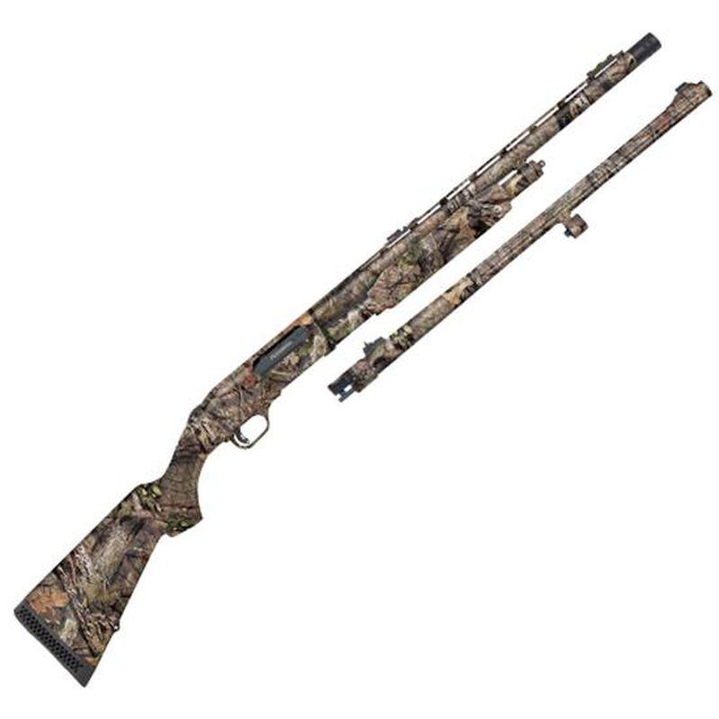 Mossberg 535 ATS Deer/Turkey Combo Pump Action Shotgun 12 Gauge 22