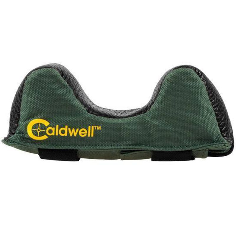 Caldwell Deluxe Universal Filled Shooting Rest Front Bag Medium Green