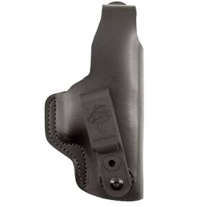 DeSantis Dual Carry II IWB/OWB Holster Walther PPK Right Hand Leather Black 033BA74Z0