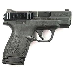 Techna Clip by Amend2 Retention Belt Clip S&W Shield Right Hand Steel Black SHBR