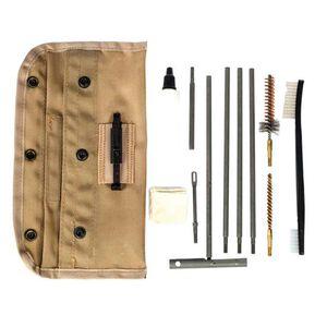 Sport Ridge  AR-15/M-16 5.56 NATO/.223 Rem GI Field Cleaning Kit Nylon MOLLE Compatible Pouch Tan 03961