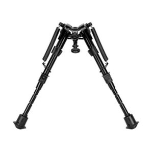 "Caldwell XLA Fixed Bipod 13"" to 23"" Height Forend Protection Pad Spring Loaded Legs 591336"