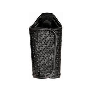 Bianchi Accumold Silent Key Holder Belt Velcro Gloss Black 22319