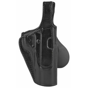 Tagua Gunleather Texas Rotating TX-PD1 OWB Paddle Holster Fits Full Size 1911 Government Models Right Hand Thumbreak Leather Black
