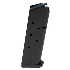 Ed Brown 1911 Full Size 7 Round Magazine .45 ACP Stainless Steel Nitride Black Finish