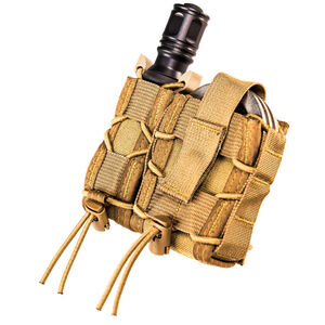 High Speed Gear LEO TACO Pistol/Handcuff Pouch MOLLE Mount Coyote Brown