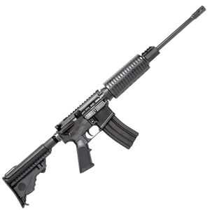"DPMS Oracle AR-15 Semi-Auto Rifle, 5.56 NATO, 16"" Barrel, 30 Rounds, Black"