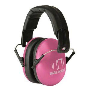 Walker's Game Ear Earmuffs Pink GWPYWFM2PNK