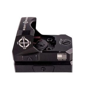 Sightmark Mini Shot A-Spec M1 Green Reflex Sight Black
