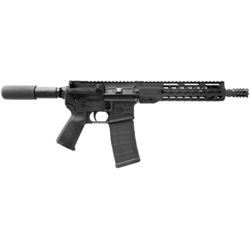 "Diamondback DB15P AR-15 Semi Auto Pistol .300 Blackout 10.5"" Barrel 30 Rounds Polymer Pistol Grip Tactical Black Finish"