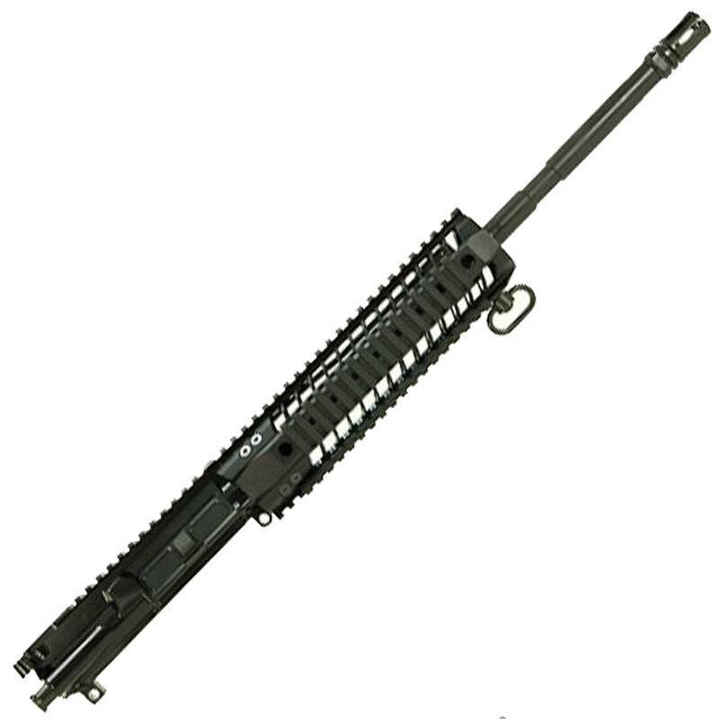"Spike's Tactical AR-15 Complete Upper Assembly 16"" Carbine Gas 9"" BAR Handguard Black STU5025-R9S"