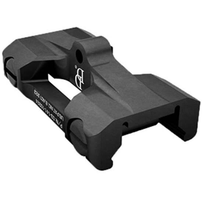 Daniel Defense Bipod Mount Adaptor (Rock & Lock) Aluminum Black 03-141-10324