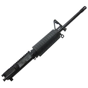 "S&W AR-15 M&P15 Complete Upper Assembly with Bolt Carrier Group .223 Rem/5.56 NATO 16"" Barrel with Bayonet Lug Black Finish 812003"
