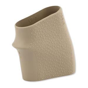 Hogue Handall Jr. Small Size Grip Sleeve Rubber FDE 18003