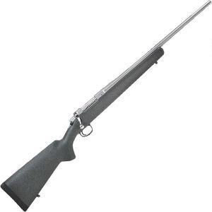 """Barrett Fieldcraft Bolt Action Rifle 6.5x55 Swede 24"""" Barrel 4 Rounds Carbon Fiber Stock Stainless Finish"""