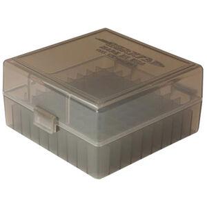 Berry's Ammo Box 100 Round .223 Rem /5.56 NATO and Similar Polymer Smoke