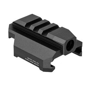 Strike Industries Stock Adapter w/ QD for CZ EVO in Black SI-CEVO-SA-QD-BK