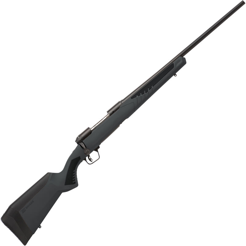"""Savage 110 Hunter Bolt Action Rifle .25-06 Rem 22"""" Barrel 4 Rounds Synthetic Adjustable AccuFit AccuStock Black Finish"""