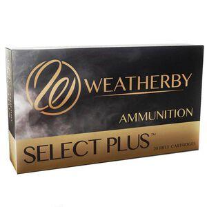 Weatherby Select Plus 7mm Weatherby Magnum Ammunition 20 Rounds 160 Grain Barnes Nosler Partition 3200fps